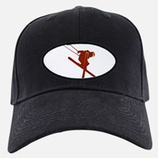 Freestyle Skier - Iron Cross Baseball Hat
