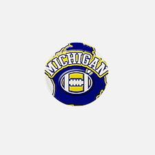 Michigan Football Mini Button (10 pack)