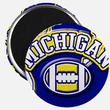 Michigan Football Magnet