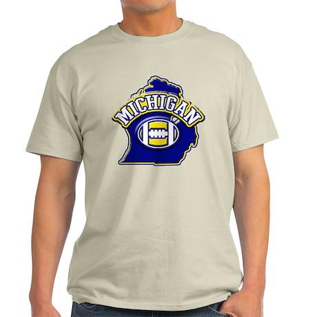 Michigan Football Light T-Shirt