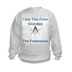 Grandpa's gift to me! Sweatshirt