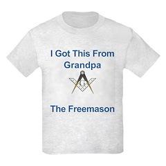 Grandpa's gift to me! T-Shirt