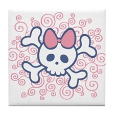 Milly Squigs Tile Coaster