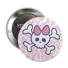 "Milly Squigs 2.25"" Button"