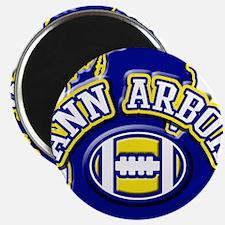 Ann Arbor Football Magnet