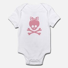 Molly Bow Dot -p Infant Bodysuit