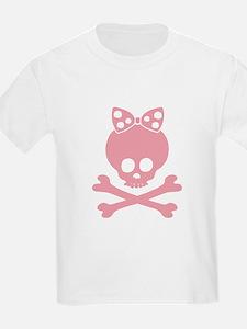 Molly Bow Dot -p Kids T-Shirt