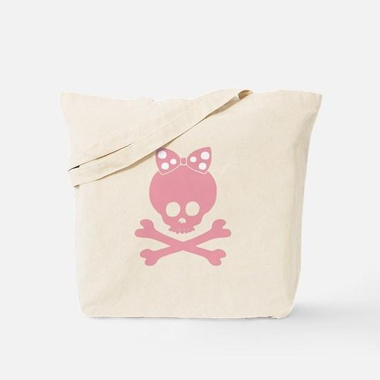 Molly Bow Dot -p Tote Bag