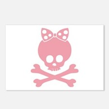 Molly Bow Dot -p Postcards (Package of 8)