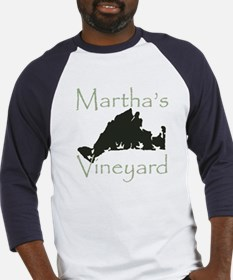 Martha's Vineyard Baseball Jersey