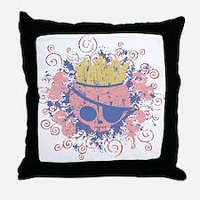 Molly McQueen Throw Pillow