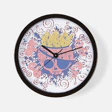 Molly McQueen Wall Clock