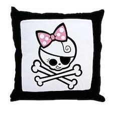 Arr-lene Throw Pillow