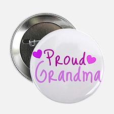 "Proud Grandma 2.25"" Button"