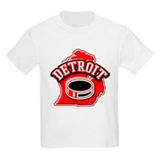 Detroit Football T-Shirt