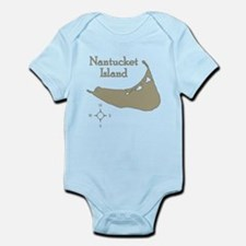Nantucket Infant Bodysuit