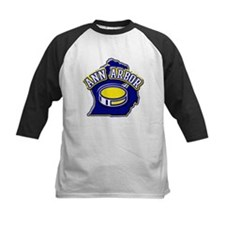 Ann Arbor Hockey Tee