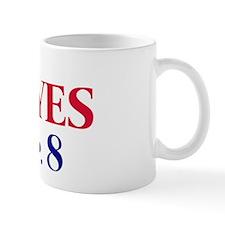 Vote YES on Prop 8 Mug