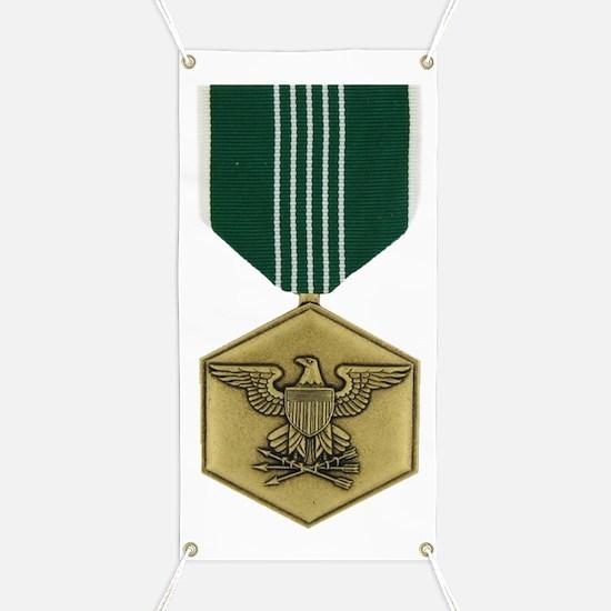 Commendation Medal Banner
