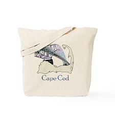 Cape Cod-Sagamore Bridge Tote Bag