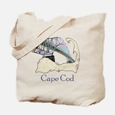 Cape Cod-Sagamore Bridge Tote Bag
