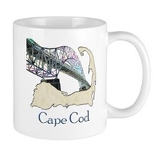 Cape Cod-Sagamore Bridge Mug