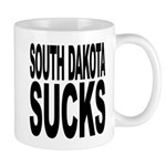 South Dakota Sucks Mug