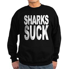 Sharks Suck Sweatshirt