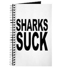 Sharks Suck Journal