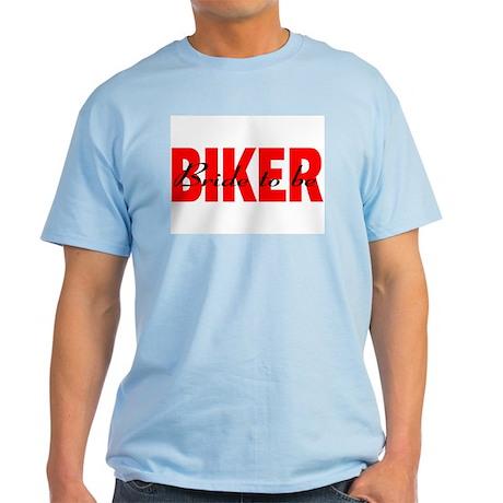 Biker Bride To Be Light T-Shirt