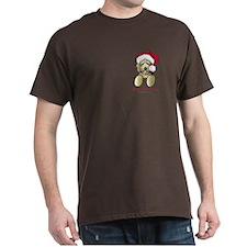 Pocket Santa Fletcher T-Shirt