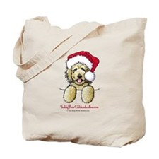 Pocket Santa Fletcher Tote Bag