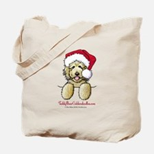 Pocket Santa Fletcher Tote Bag