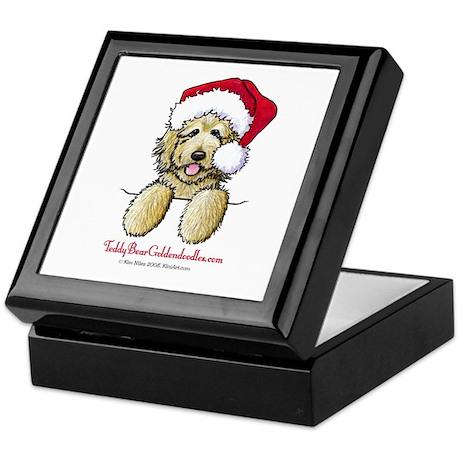 Pocket Santa Fletcher Keepsake Box