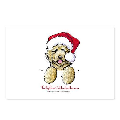 Pocket Santa Fletcher Postcards (Package of 8)