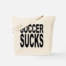 Soccer Sucks Tote Bag