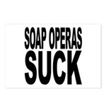Soap Operas Suck Postcards (Package of 8)