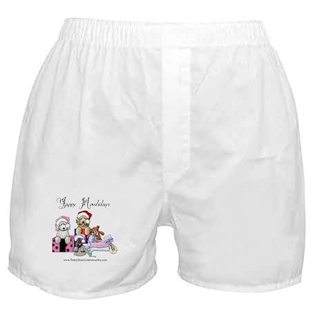 Yappy Howlidays Boxer Shorts