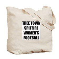 Tree Town Spitfire Tote Bag