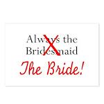Bride Postcards (Package of 8)