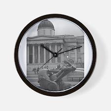Trafalgar Square, London Wall Clock