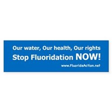 Stop Fluoridation Now