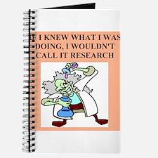 funny geek & professor Journal