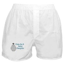Baby Penguin Boxer Shorts