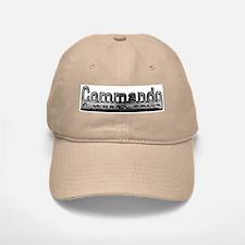 Commando Baseball Baseball Cap