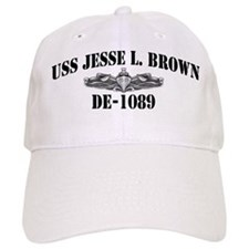 USS JESSE L. BROWN Baseball Cap