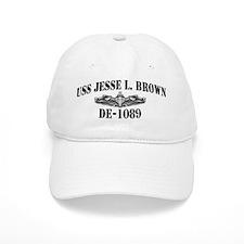 USS JESSE L. BROWN Cap