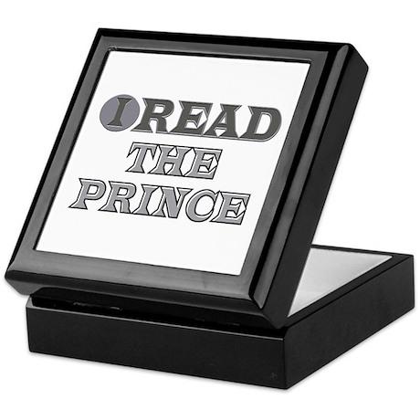 The Prince Keepsake Box