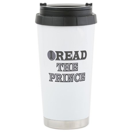 The Prince Stainless Steel Travel Mug