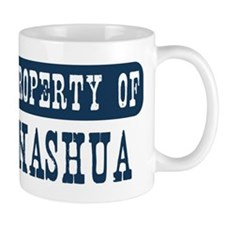 Property of Nashua Mug